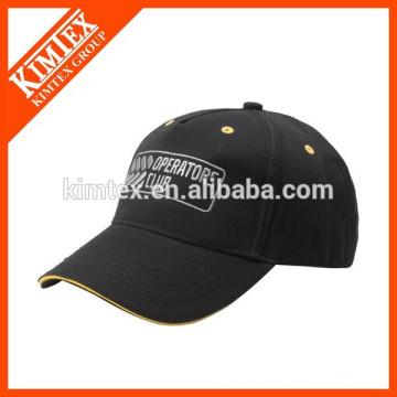Neue Design-Stickerei benutzerdefinierte Sandwich Krempe Baseball Caps Trucker Cap für Männer