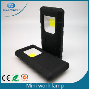 3W COB Mini Work Light com clip