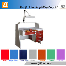 Dental Lab Equipments Technician Work Table Dental Lab Bench