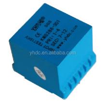 24V/2500V high frequency pulse transformer thyristors trigger transformer