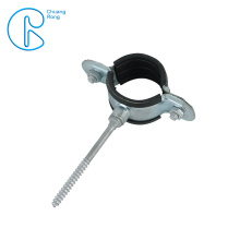 Customized 20 mm Hot Sale Metal Pipe Clamp PPR Clamp Fitting