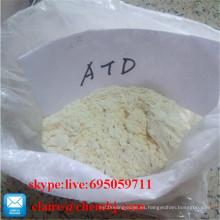 Esteroides Atd / A1, 4, 6-Androstatriene-3, 17-Dione CAS 633-35-2 de los esteroides de Prohormones para el suplemento del levantamiento de pesas