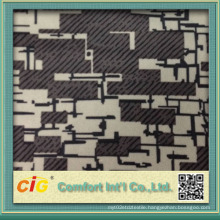 Fashion New Design Pretty Polyester Useful Print Auto Seat Fabric for Bus and Car