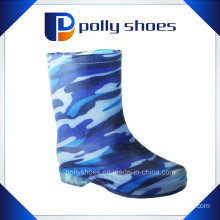 Good Quality MID Heel Womens Rubber Rain Boots