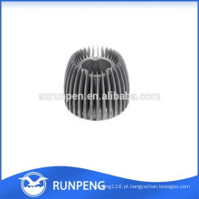 O dissipador de calor de alumínio de alta qualidade do diodo emissor de luz Downlight da carcaça de alumínio de alta qualidade