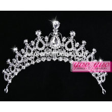 fashion pageant crystal wholesale rhinestone crowns