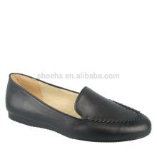 дамы модные плоские туфли
