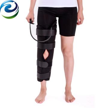 Paquetes de calor y frío Compresión de la rodilla Envoltorios de hielo Envoltura para las articulaciones frías
