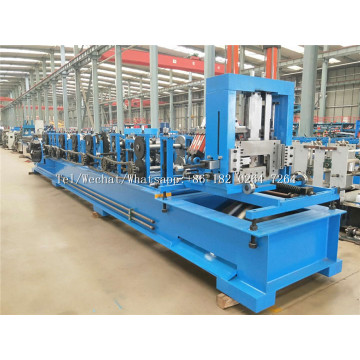 Interchange Multi Size CZ Purlin Machine