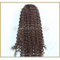 "Black 26"" Body Wave Aliexpress Brazilian Human Hair Full Lace Wig With Baby Hair"
