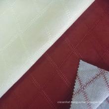 Fashion New Design Embroidery Micro Raschel Fabric
