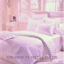 Ткань хлопчатобумажной ткани сбываний горячая для гостиницы и домашнего текстиля