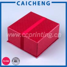 Ювелирные изделия новой упаковки картонные раздвижные бумажная коробка подарка оптовая