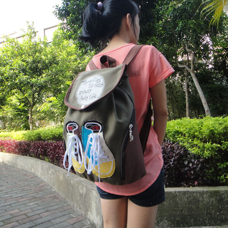 Canvas Teen Backpacks