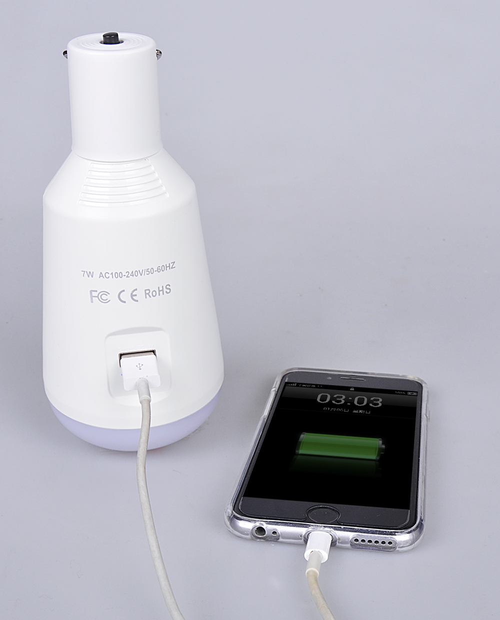 Ampoule LED USB
