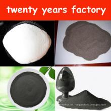 Alumina fundida negra / óxido de aluminio negro / óxido de corindón negro (XG-C-08)