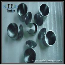 Forged Titanium Melting Pot Titanium Crucible