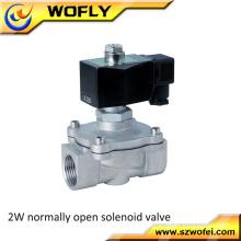 2W Series Gas/Water/Air/Oil Solenoid Valve