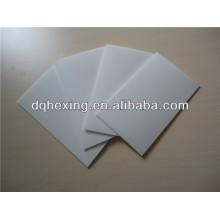 2-5mm virgem puro / reciclado personalizado processando PTFE pad
