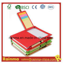 Бумага для заметок с липким блокнот и ручка