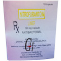 Nitrofurantoína Cápsulas 100 mg