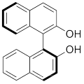 Chimie chimique chirale n ° 18531-99-2 (S) -1, 1'-Bi (2-naphtol)