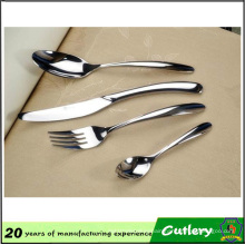 Heavyweight Deluxe Hotel Stainless Steel Cutlery Set