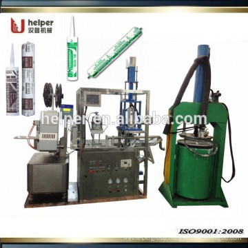 Automatic sealant production line