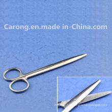 Tijeras quirúrgicas de alta calidad con CE aprobado Cr421