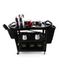 SGCB utility cart plastic for car wash