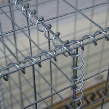 Rede de arame soldada galvanizada pesada de Gabion