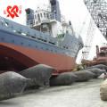China airbags de borracha do salvamento do salvamento do airbag do navio profissional / que move o airbag