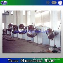 Venda quente tridimensional Mixer