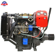 fuente de la fábrica 35hp 4 tiempos refrigerados por agua 2 cilindros 2110p fabricantes de motores diesel