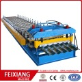 Metal roof and wall use corrugated panel roll forming machine Video Introduction