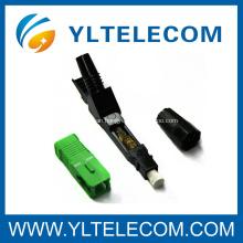 FTTH Fiber Optical SC/APC SM Fast Connectors