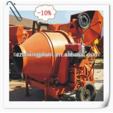 Mezclador de Concreto para Carga Electrica JZC350
