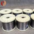 Venta caliente alambre de níquel puro para el elemento de resistencia eléctrica