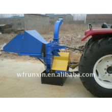PTO Wood Chipper WC-8 with CE certificate