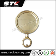 High Precision Chrome Plating Zinc Alloy Die Casting Parts