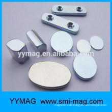 Große kraftvolle magnetische Material-Disc Neodym-Magnete