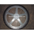 roda plástica 14 x 4