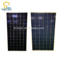 240W Photovoltaic Poly Solar Panels From China Manufacturer For 100KW Solar System