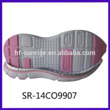 SR-14CO9907 eva shoe sole eva rubber sole eva phylon sole kids shoe sole eva