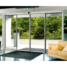 Anny Automatic Modern Security Sliding Door (AN2566)