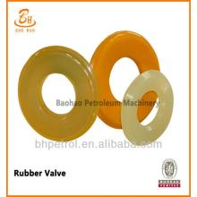 Supply API Drilling Mud Pump Accessories F1600 Rubber Valve in stock