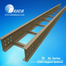 FRP GRP Fiberglass Cable Tray Ladder Type (UL,cUL,NEMA,CE,IEC,ISO)
