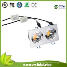 900-1100lm Square LED Downlights mit 3 Jahren Garantie