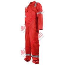 Huile 100% coton et combinaison ignifugée imperméable pour vêtements de travail