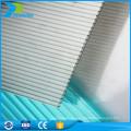 10 años de garantía 20mm doble pared marklon hoja de policarbonato